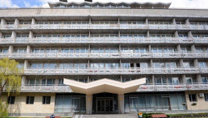 Sanatorijas 'Dzintarkrasts' ēku Latvija atdos Krievijai
