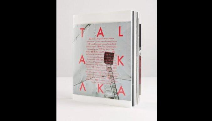 Izdevniecība 'Orbīta' laidusi klajā ikgadējā izdevuma 'TALKA' pirmo numuru