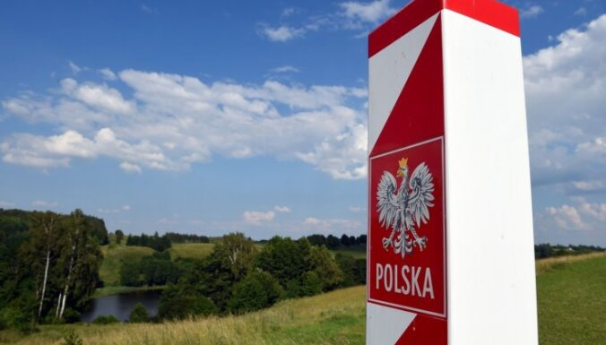 Польша на неделю восстанавливает контроль на внутренних границах