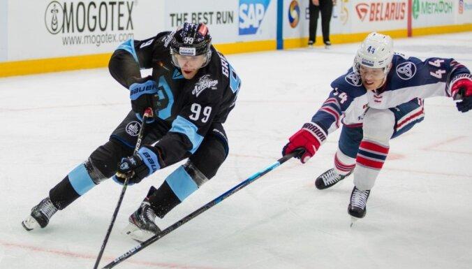 KHL Zvaigžņu spēlē līdzjutēji iebalso bez punktiem esošo Grecki