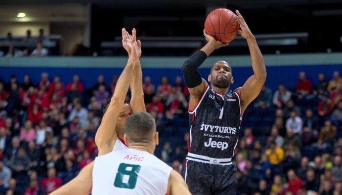 Helmaņa 'Rytas' un Peinera 'Partizan' ar uzvarām uzsāk Eirokausa sezonu