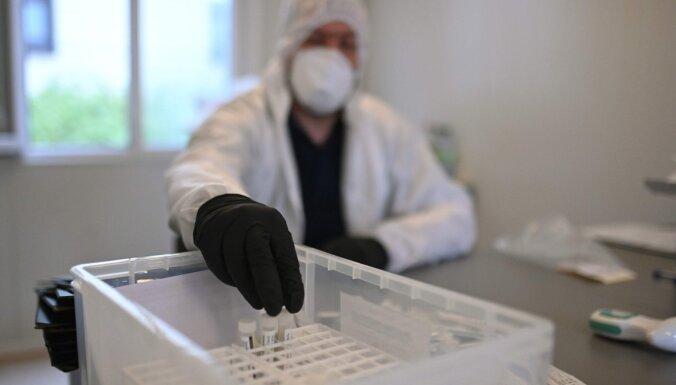 Covid-19 siekalu testus nākotnē varētu izmantot mērķtiecīgai riska grupu testēšanai