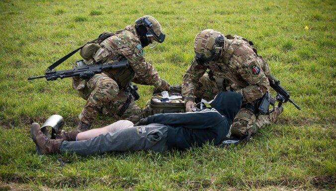 Пограничный спецназ помог полиции задержать вооруженного грабителя