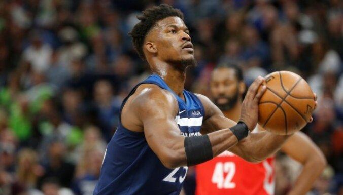 Medijs: 'Timberwolves' aizmainījusi Batleru uz '76ers'