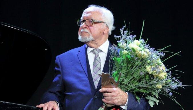 Foto: Ar Jāņa Streiča godināšanu sākas Nacionālās kino balvas 'Lielais Kristaps' nedēļa