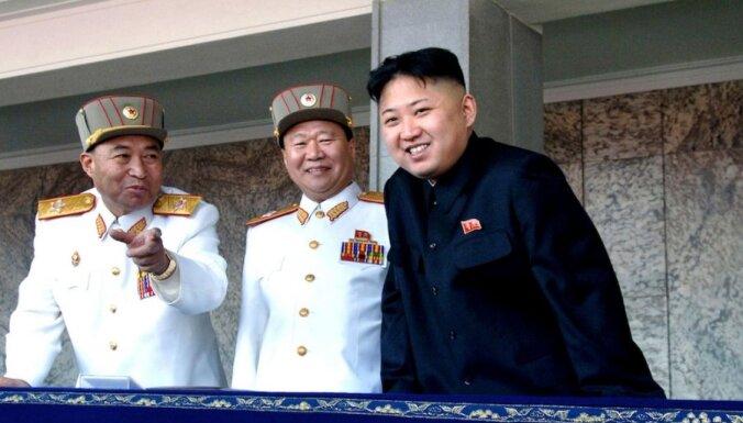 Ziemeļkoreja plāno palaist tāla darbības rādiusa raķeti
