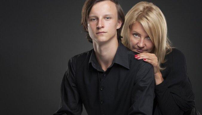Populāras latviešu sievietes, kuras bērnus audzina vienas