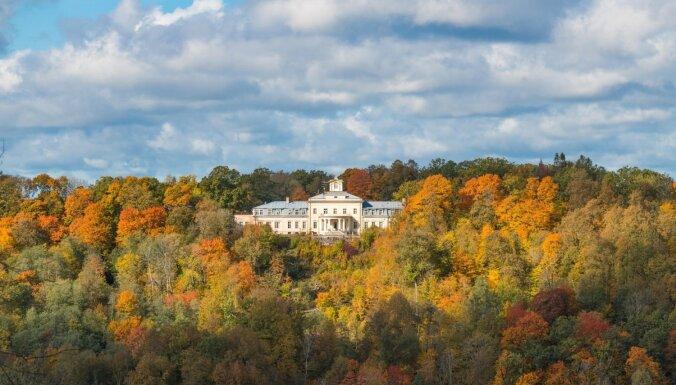 ФОТО. Вечная классика: Золотая осень в Сигулде