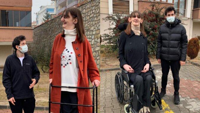 Жительница Турции признана самой высокой женщиной в мире