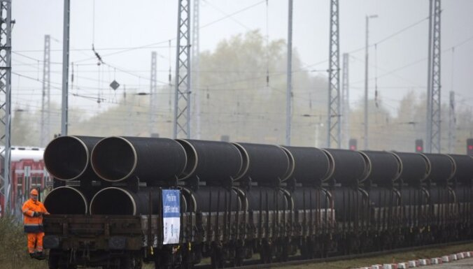 Dānija varētu bloķēt Krievijas projektu 'Nord Stream 2'