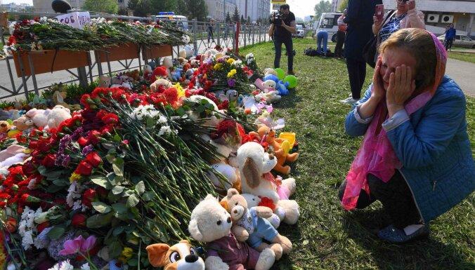 Kazaņas slaktiņa dēļ Krievijā apsver darīt galu anonimitātei internetā