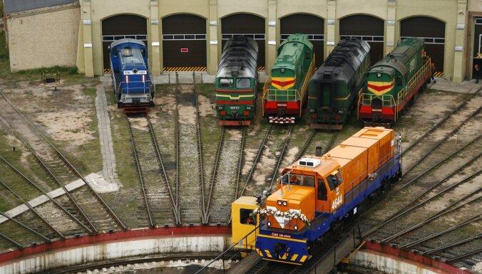 Латвийская железная дорога отметит 100-летний юбилей парадом транспортных средств и городским садовым праздником