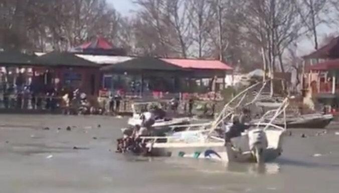 В Ираке на реке Тигр затонул паром, более 70 погибших