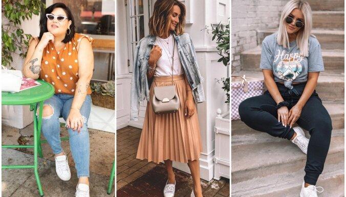 ФОТО. Как одеваться в сентябре: 30 идей стильных комбинаций на каждый день