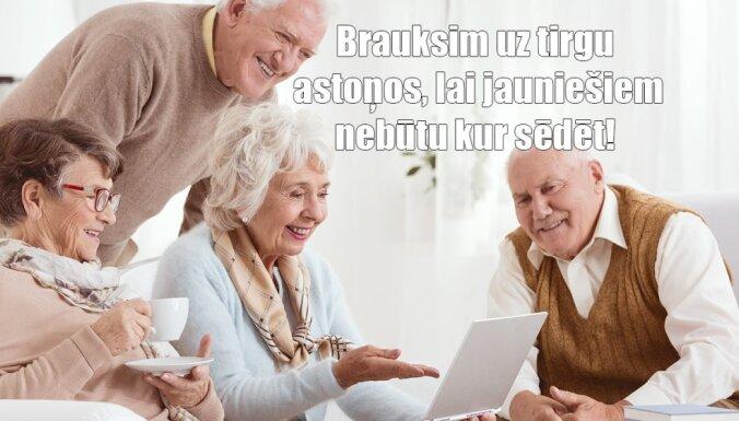 Cehs.lv: Kāpēc pensionāriem ir balsstiesības?