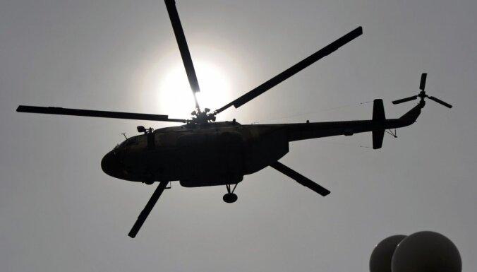 Slovākijā helikoptera avārijā iet bojā četri glābēji