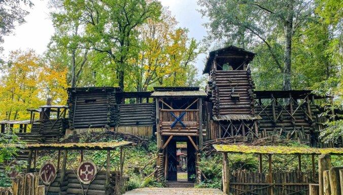Три деревянных замка в Латвии, достойных того, чтобы в них побывать