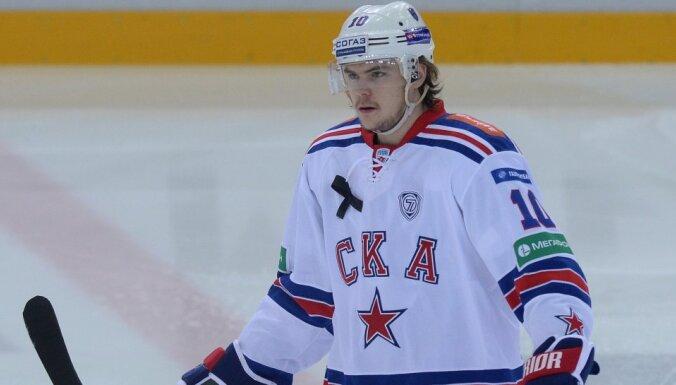 В день смерти Тихонова его внук забросил дважды, а ЦСКА победил