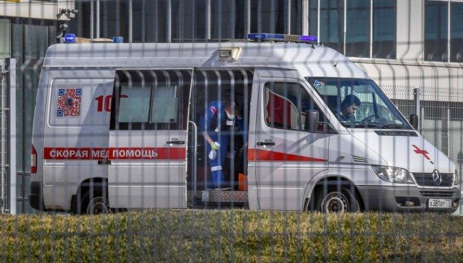 'Covid-19': Krievijā pirmais mirušais