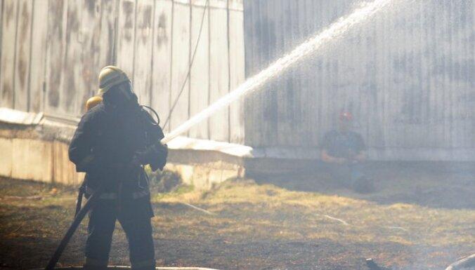В Иманте сгорела квартира: в огне пожара погиб мужчина