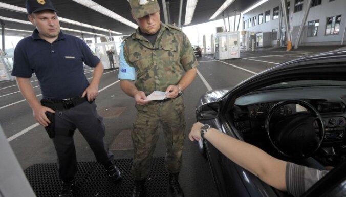 Правозащитники критикуют методы пограничников Frontex