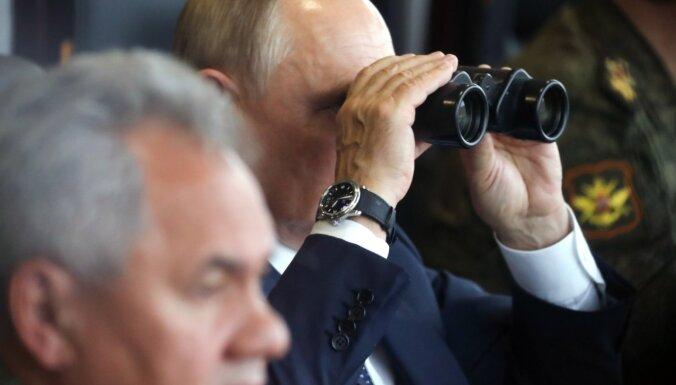 Путин ответил на вопрос о планах оставаться президентом до 84 лет