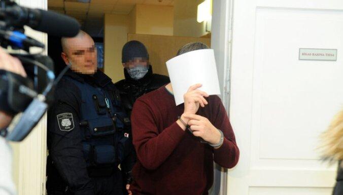 Напавший на жителей Олайне мужчина арестован