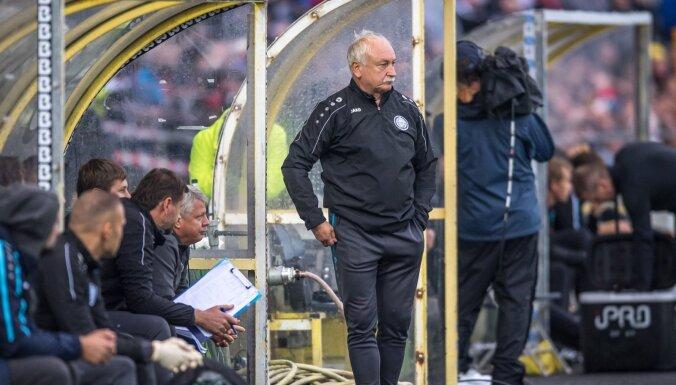 'Riga FC' galvenais treneris Koņevs: atbildes mačā katri ielaistie vārti būs divu vērtībā