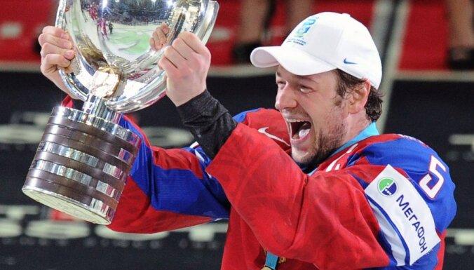 Сборная России — чемпион мира по хоккею 2012 года