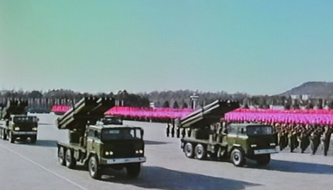 КНДР с размахом празднует юбилей покойного лидера
