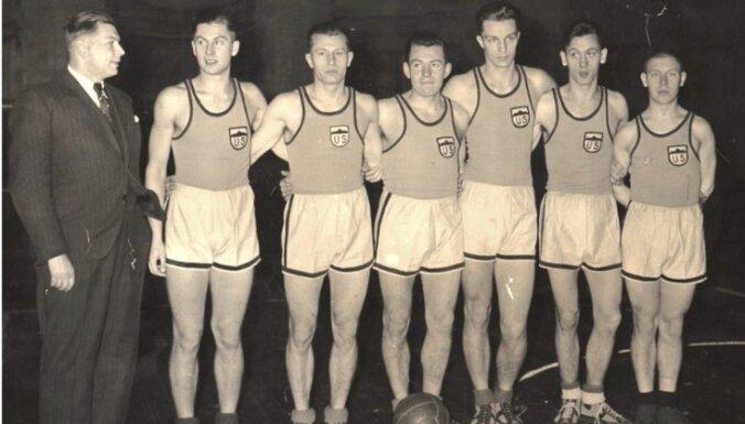 Latvijas sporta vēsture: Divkārtējais pasaules studentu čempions basketbolā