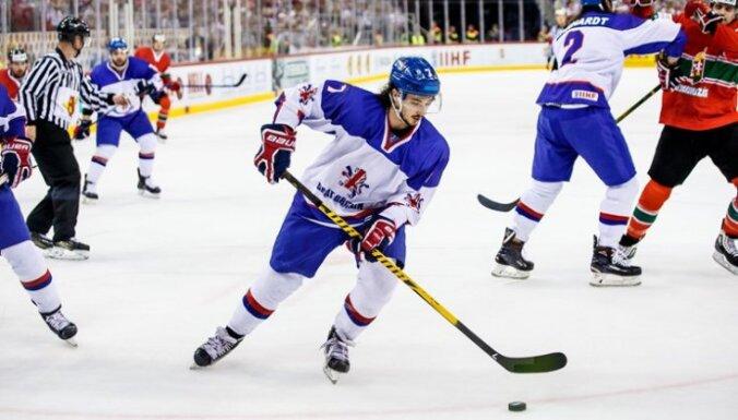 Lielbritānijas hokejisti pēc 24 gadu pārtraukuma atgriezīsies pasaules čempionāta elitē