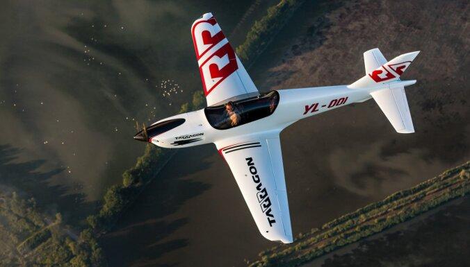 ВИДЕО: Произведенные в Рижском порту самолеты Tarragon уже используются в США, Швейцарии и Мексике