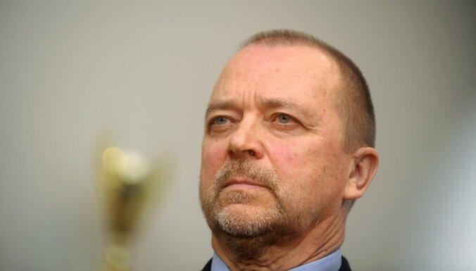 No amata atkāpies 'Latvijas autoceļu uzturētāja' valdes priekšsēdētājs Kononovs
