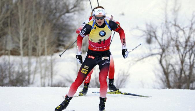Бе проиграл спринт, Кузьмина и Мякярайнен попали в историю, у россиян — неудачи