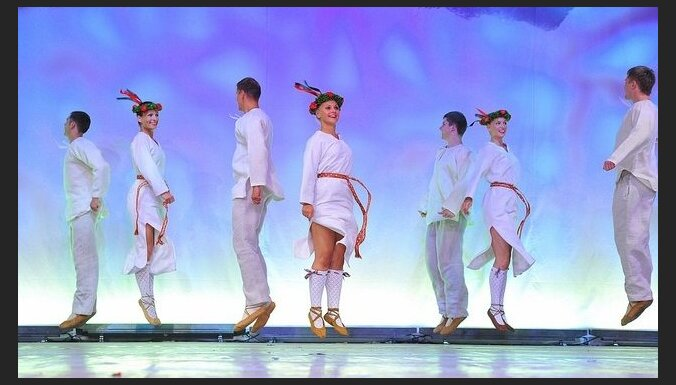 Noskaidroti labākie Latvijas deju kolektīvi