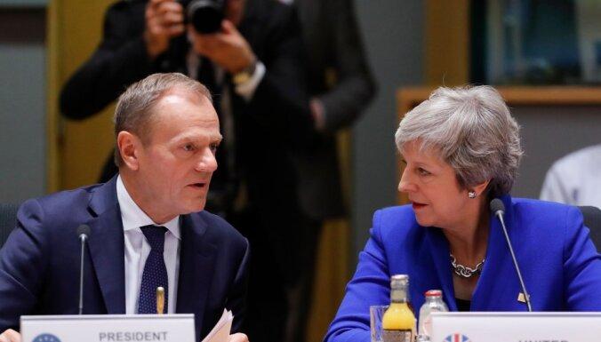 Тереза Мэй попросила ЕС перенести Brexit на 30 июня