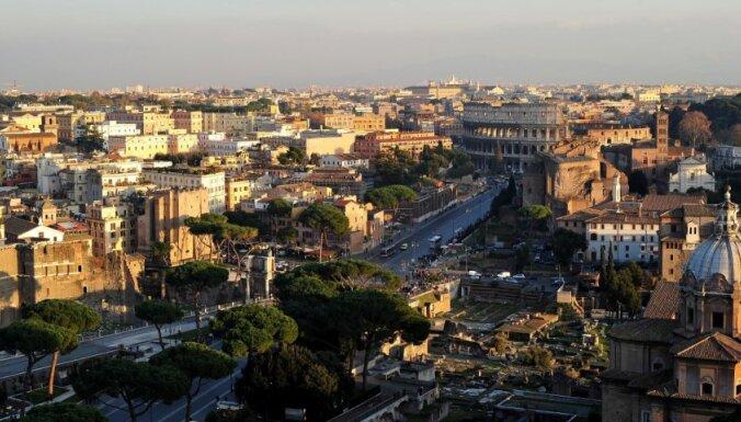 Из-за забастовки в римском аэропорту отменены десятки рейсов