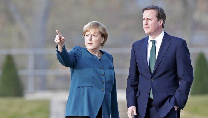 СМИ: Меркель считает возможным выход Великобритании из ЕС