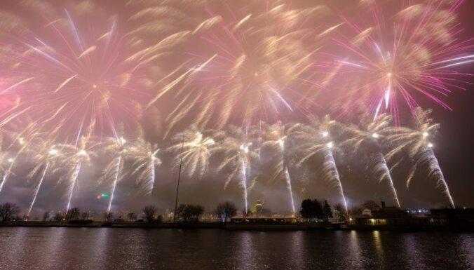 Kur Rīgā varēs sagaidīt Jauno gadu