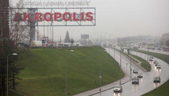 Viļņā būvēs jau otro tirdzniecības centru 'Akropolis'; investīcijas – 250 miljoni eiro