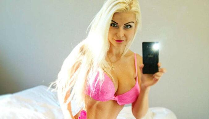Anoreksija un sevis iemīlēšana: 'fitnesa Bārbijas' stāsts