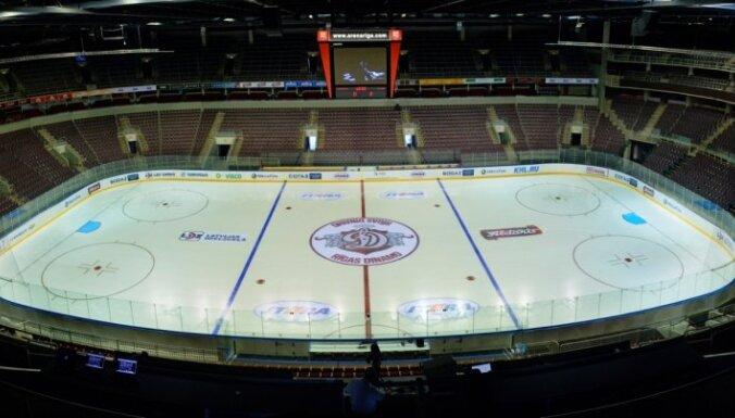 Завтра в Риге открытие крупного хоккейного турнира