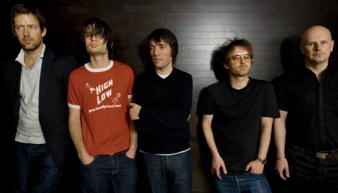 'Delfi' dienas dziesmas - 'Radiohead'
