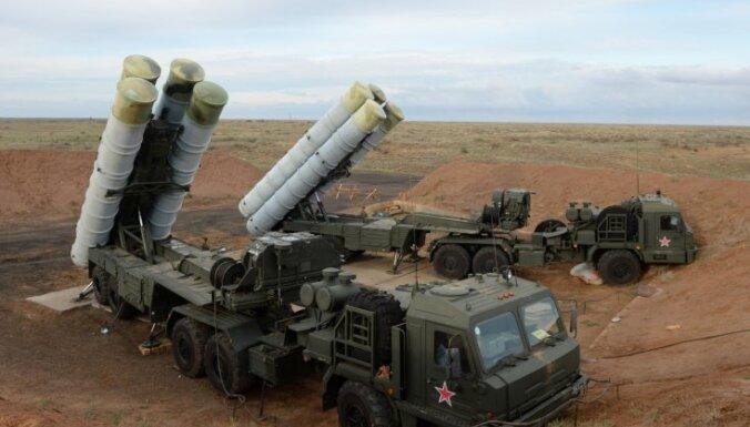 Россия отправила на Азов военный корабль и разместит в Крыму еще один дивизион С-400