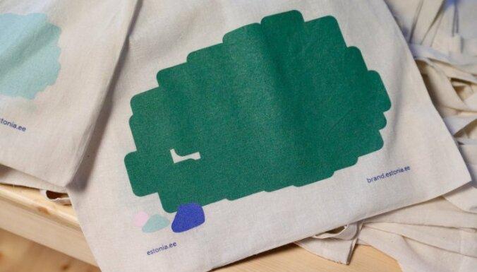 Зеленый валун или еж, которого тошнит? Новый бренд Эстонии вызвал противоречивую реакцию