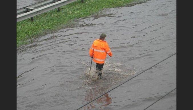Даугавпилс: уровень воды в Даугаве превысит 7-8 метров