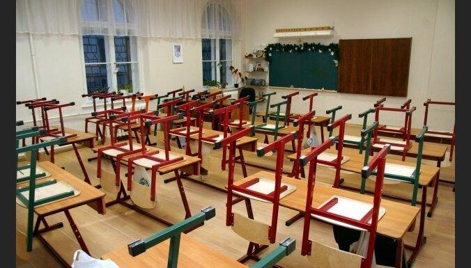 В школу пустят только по отпечаткам пальцев