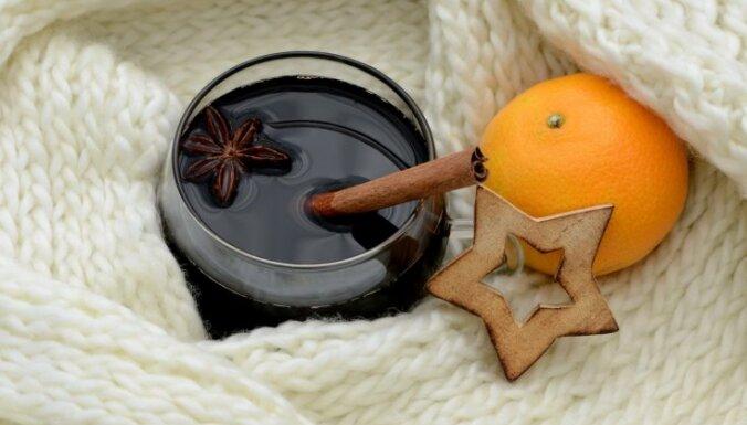karstie dzērieni ziemassvētki inguss reizenbergs