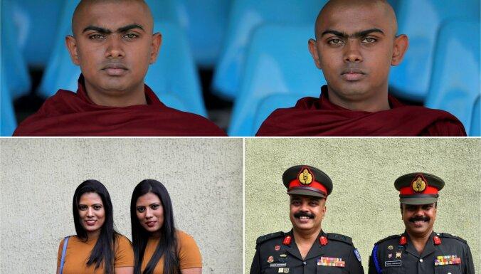 ФОТО. Нашествие близнецов: на Шри-Ланке попытались установить рекорд Гиннесса